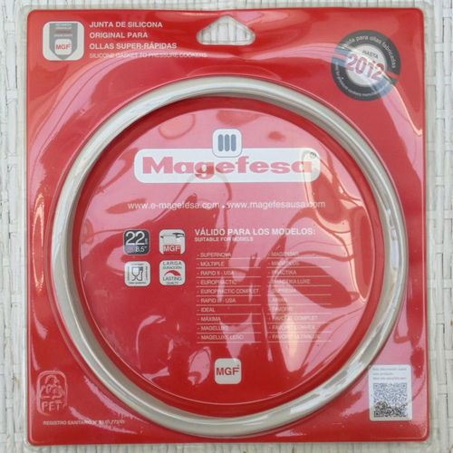 Joint autocuiseur Magefesa 22 silicone